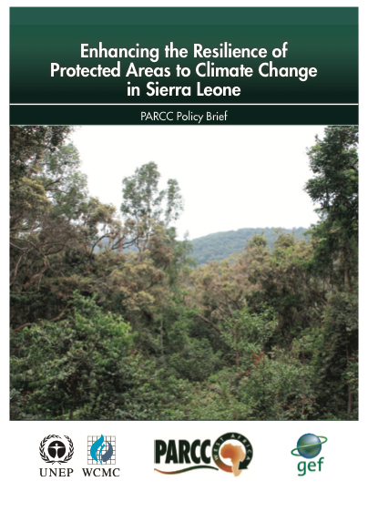 PARCC Policy Brief Sierra Leone